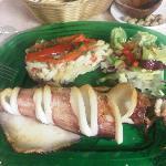Calamari plate
