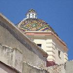 cupola maiolicata