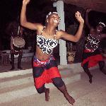 soirée africaine à l'hôtel