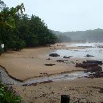 Clean Tranquil Beach