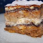 Gibanica- the best dessert ever! Il migliore dolce della mia vita....