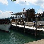 Skaneateles Lake cruise boats