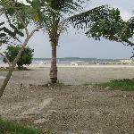 una vista de la playa de Cartagena