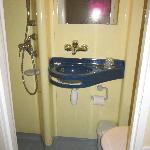 Smallest bathroom EVER