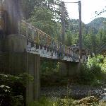 Bridge in Back