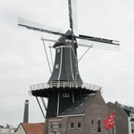 The positions of the windmill has different meanings
