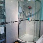 Shower and Bath Room