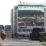 Frony View of the Hotel
