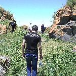 Hill hiking