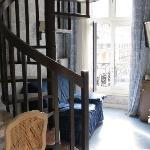 loft room for family arrangements- downstairs