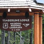 Road to Timberline Lodge Nearby