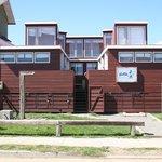The SurfHostal in Pichilemu