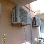 The Air Conditioning Unit