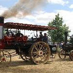 Steam tractor parade