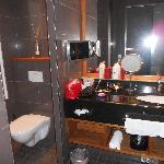 Bathroom in room 601