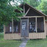 1 BR Lakeview Cabin