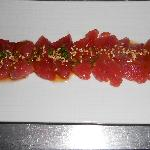 Tuna Sashimi... sooo simple yet soooooo delicious