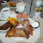 Alpine style french toast. WOW!