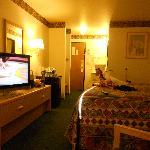 King's Inn room