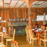 Restaurante Mana - muy acogedor