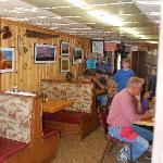 Cowboy Cafe Interior