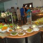 Le buffet (tout petit)
