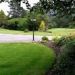superb grounds