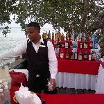 Réception en bord de mer