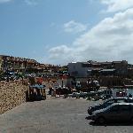 Hotel face au port