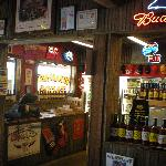 Country Store section and Package Store
