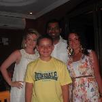 kids at Diwans with Saif 2011