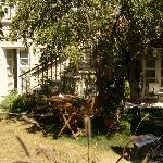 Garden/Breakfast/Chill out