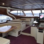 Private Luxury Boat on Bosphorus 16