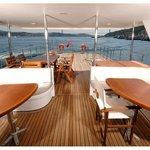 Private Luxury Boat on Bosphorus 24