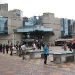 Centenary  Platz. Blick auf International Convention Centre