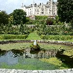 dunrobin castle view