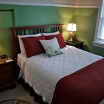 Oval Suite Bedroom Marywood
