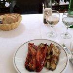 Grilled vegetables (side dish)
