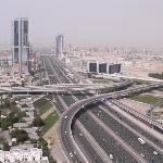 Aussicht auf Dubai Internet City