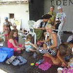 Kids Club Pirate Theme Day