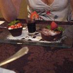 Lote 1 restaurant at the Mirage Bar - BEST MEAL EVER, DESSERTS ARE FAB