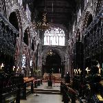 Manchester Cathedral - Choir Stalls