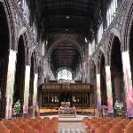Manchester Cathedral - Inside