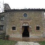 la chiesetta del borgo
