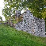 Ruins on the Island