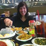 mmm Dixie food!!