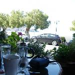 Panoramic view from ''cafe'' !!!