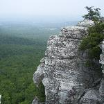 View from Hanging Rock