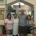 Vito, Dina and us