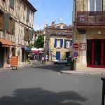 Bergerac street view